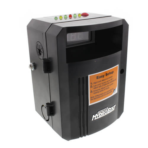 Model 3250 Fuel Smart Hydrostat (Temperature Limit, LWCO, & Boiler Reset Control) for Oil Boilers Product Image