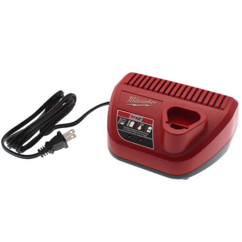 M12 Lithium-Ion Battery Charger Product Image