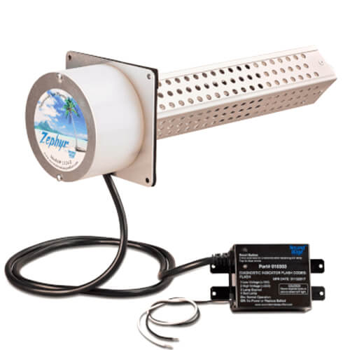 2124-Z Zephyr Air Purifier w/ 2 year lamp (24V), Duct Mount Product Image