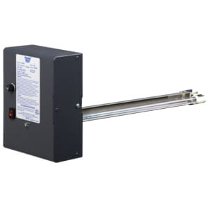 "18"" 2000 Model Dual HO Lamp UVC/PCO Air Purifier (120V), Duct Mount Product Image"