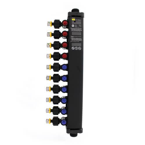 49560 Viega PureFlow Press Tee P1: 1; P2: Polymer 10//Each