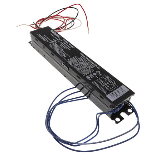 QHE2X32T8/UNV ISN-SC QUICKTRONIC T8 High Efficiency Fluorescent Ballast 120/277V (32 Watts) Product Image