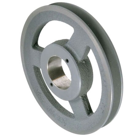"""8.25"""" Single Grv Pulley; 1"""" Bore Product Image"""