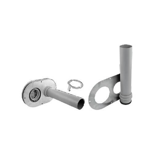 "4"" Lockinvar Horizontal Termination Kit w/ LB2 Product Image"