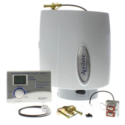 Small Bypass Humidifier w/ Digital Automatic Humidistat Product Image