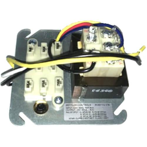 Transformer w/ Relay Socket Zettler (ZC90113-178) Product Image