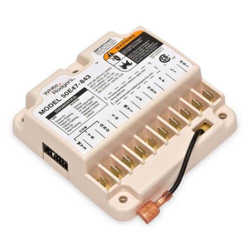 50e47 843 white rodgers 50e47 843 universal silicon carbide non rh supplyhouse com White Rodgers Programmable Thermostat Wiring White Rodgers Thermostat Diagram