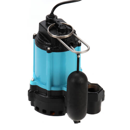 10EC-CIA-SFS 1/2 HP, 67 GPM - Automatic Submersible Sump Pump, 20 ft. Power Cord Product Image