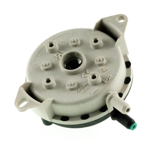 """Air Pressure Switch, 0' To 1999' 1.79"""" W.C. Product Image"""