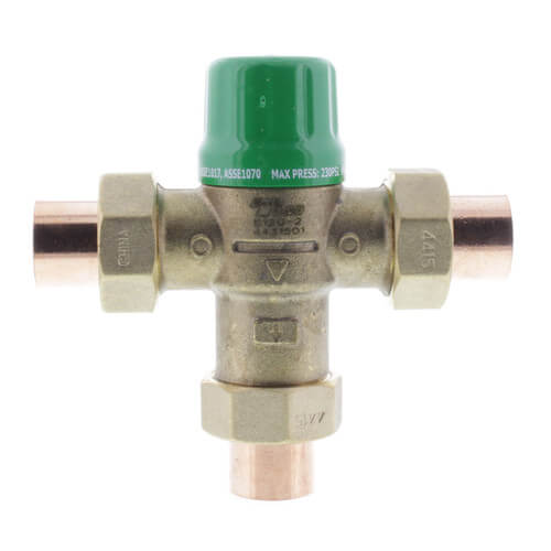 5123 C2 Taco 5123 C2 3 4 Sweat 5123 Mixing Valve Low Lead