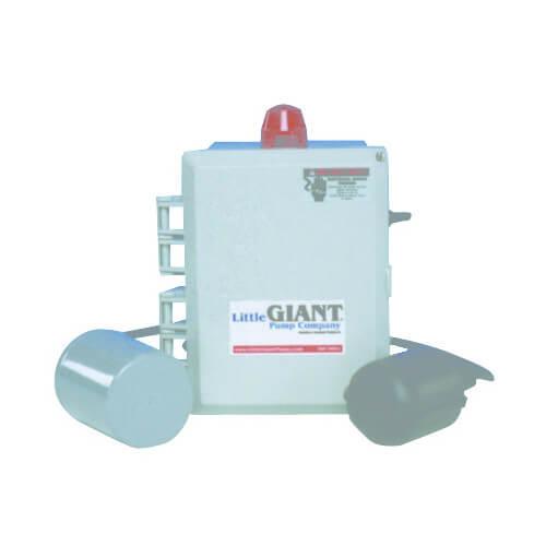 Single Phase Simplex Alarm System (120/208/240V) Product Image