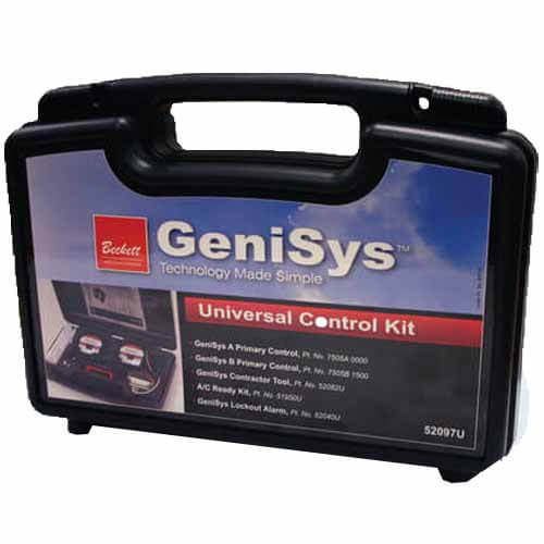 Beckett GeniSys Universal Control Kit, without Contractor Tool Product Image