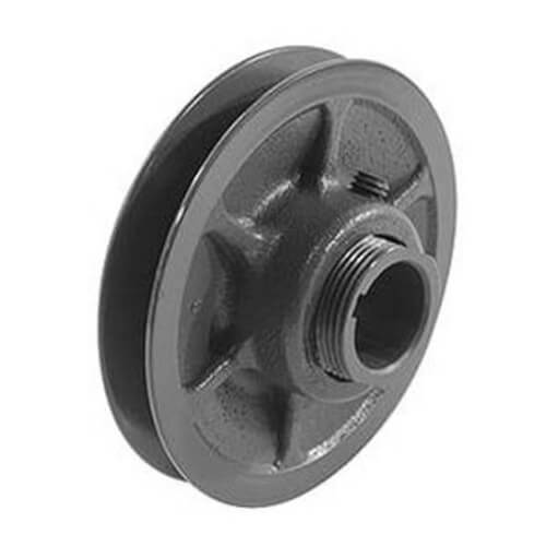 """Motor Pulley 4.15"""" OD x 7/8"""" Bore Product Image"""