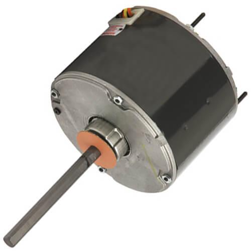"5.6"" TEAO PSC Rheem Condenser Fan Motor, CCWLE (208-230V, 1/5 HP, 1075 RPM) Product Image"