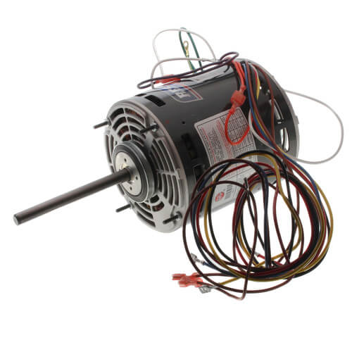 "5.6"" OAO PSC Direct Drive Fan & Blower Motor (208-230V, 3/4-1/5 HP, 1075 RPM) Product Image"