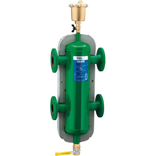 "HydroCal 3"" ANSI Flange 3-in-1 Air, Dirt & Hydraulic Separator Product Image"
