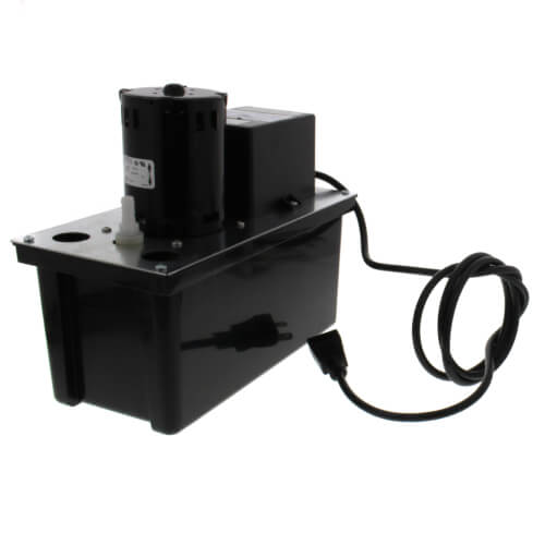 VCL-24ULS, 270 GPH, 230 V Automatic Condensate Removal Pump w/ Safety Switch Product Image