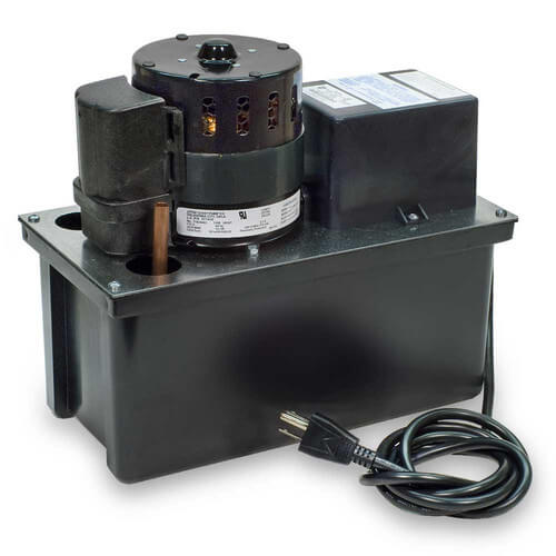 VCL-45ULS, 450 GPH Automatic Condensate Removal Pump w/ Safety Switch (115V) Product Image