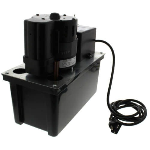 VCL-45ULS, 450 GPH, 230 V In-Pan Condensate Removal Pump w/ Safety Switch Product Image