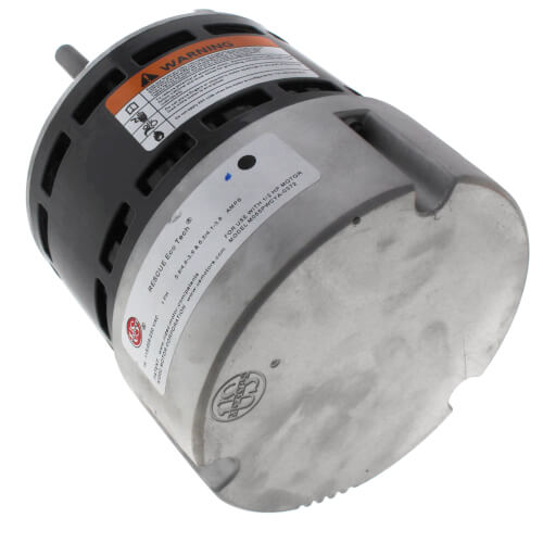 "5.6"" OAO BPM Rescue EcoTech Direct Drive Blower Motor, 48Y (115/208-230V, 3/4-1/3 HP, 1075 RPM) Product Image"