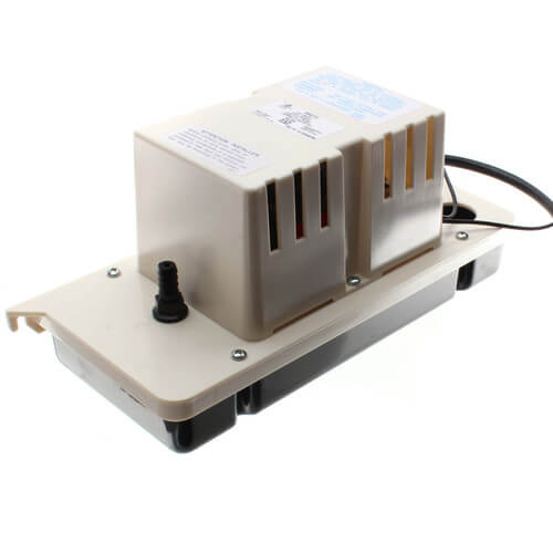 VCC-20ULS, 80 GPH, 230 V Automatic Condensate Removal Pump w/ Safety Switch Product Image