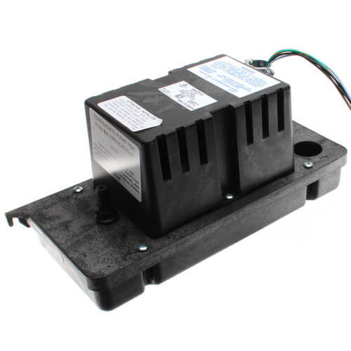 VCC-20-P, Low Profile Plenum Rated Condensate Pump, 230 V Product Image
