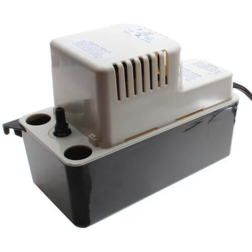 VCMA-20ULS, 80 GPH Automatic Condensate Removal Pump w/ Safety Switch (115V) Product Image
