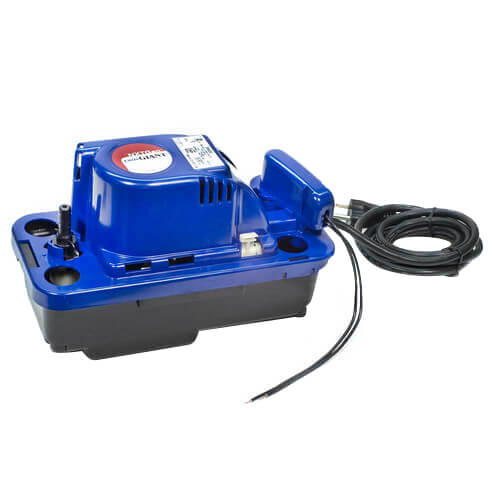 NXTGen VCMX-20ULS, 84 GPH Automatic Condensate Removal Pump w/ Safety Switch (115V) Product Image