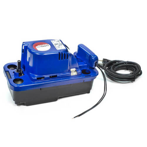 NXTGen VCMX-20ULS-C, 84 GPH Automatic Condensate Removal Pump w/ Safety Switch & Anti-Sweat Sleeve (115V) Product Image