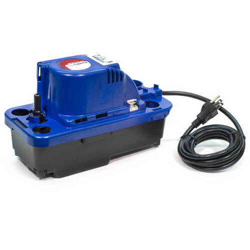 NXTGen VCMX-20ULST, 84 GPH Automatic Condensate Removal Pump w/ Safety Switch & Tubing (115V) Product Image