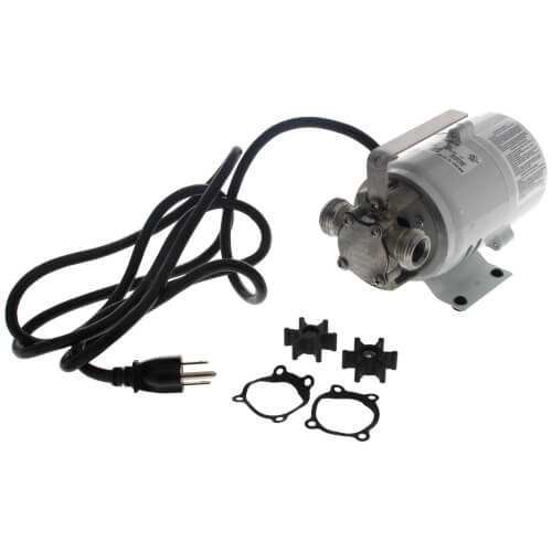 360S Pony Pump Non-Submersible, Self-Priming Transfer, 115V, 1/10HP, 6' cord Product Image