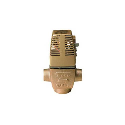 "1"" Sweat 557 Heat Motor Zone Valve Product Image"