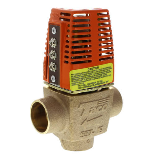 """557-G3 (1"""" Sweat) Geothermal Valve Product Image"""