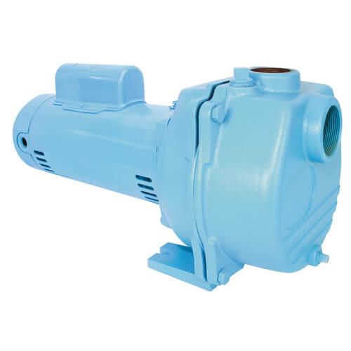LSP-100-C Lawn Sprinkler Pump 1 HP, Dual Voltage 115/230V Product Image