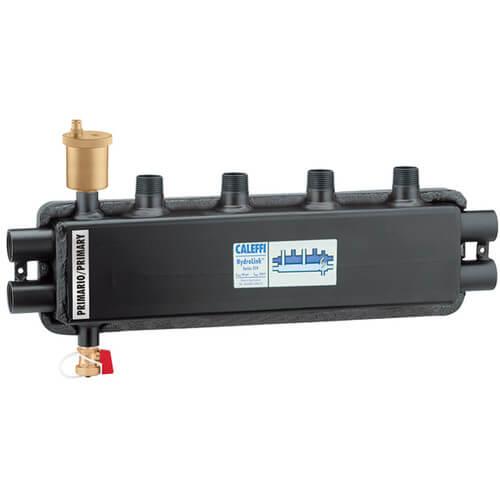 "1"" NPT Hydraulic Separator & Manifold HydroLink Product Image"