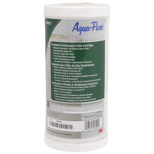 Aqua-Pure AP817, Whole House Filter Replacement Cartridge (Standard Sediment/Chlorine Taste & Odor Reduction) Product Image