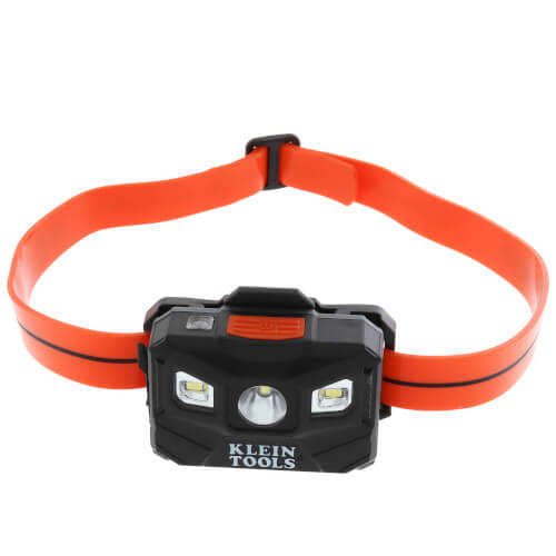 Rechargeable Auto-Off Headlamp Product Image