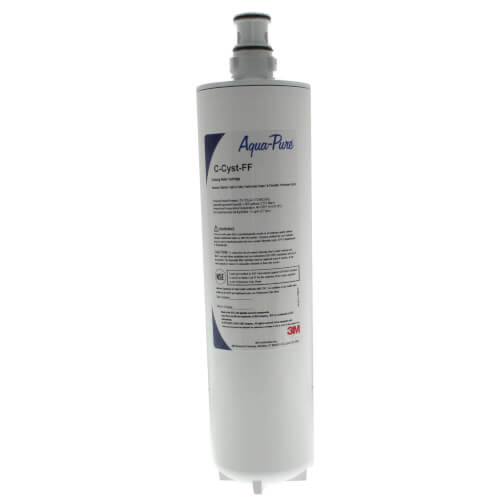 Aqua-Pure C-Cyst-FF, Full Flow Drinking Water System Filter Replacement Cartridge Product Image