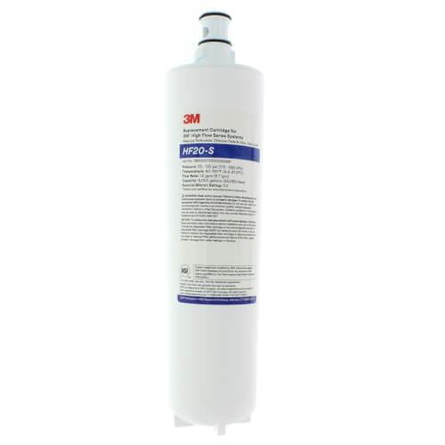 HF20-S High Flow Series Replacement Cartridge for ICE120-S Commercial Ice Filtration System Product Image