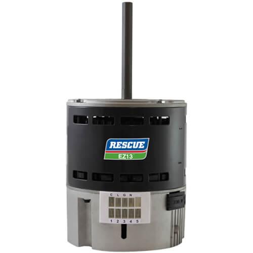 RESCUE EZ13 OAO ECM Direct Drive Blower Motor (115/208-230V, 1/2-1/3 HP, 1075 RPM) Product Image