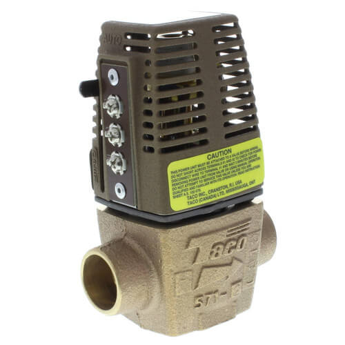 571-2 - Taco 571-2  4 U0026quot  571 Sweat Zone Valve