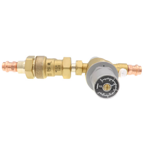 "1/2"" 573 Backflow Preventer and AutoFill Combination (Press x Press) Product Image"
