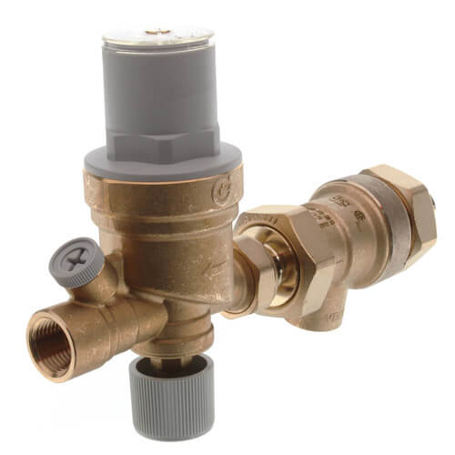 """1/2"""" 573 Backflow Preventer and AutoFill Combination (Sweat x NPT) Product Image"""