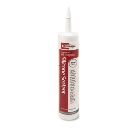 10.3 oz. General-Purpose Silicone Sealant (White) Product Image