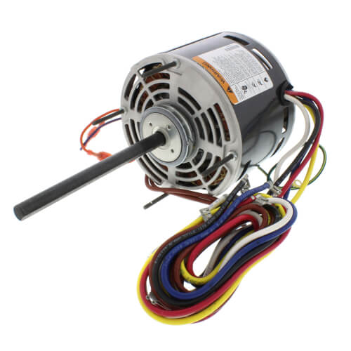 "5.6"" OAO PSC Direct Drive Fan & Blower Motor, 48Y (208-230V, 1/6 HP, 1075 RPM) Product Image"