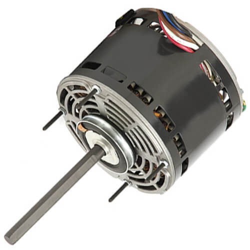 """5.6"""" PSC Direct Drive 4 Speed Fan & Blower Motor (115V, 3/4 HP, 1075 RPM) Product Image"""