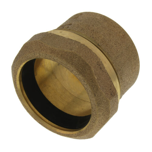 "1-1/2"" Cast Copper DWV Sweat Trap Adapter (C x Slip Joint) Product Image"
