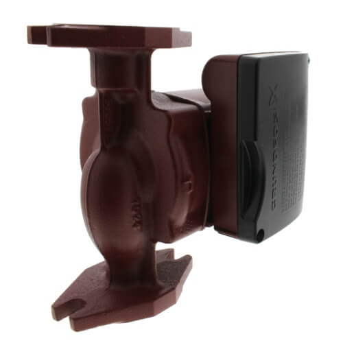 UP15-42FR, Rotated Flanged Circulator Pump, 1/25 HP, 230 volt Product Image