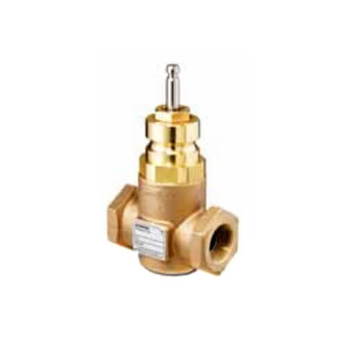 "1-1/2"" 2-Way N/O Stainless Steel Linear Valve Body, Female x Female (25 Cv) Product Image"