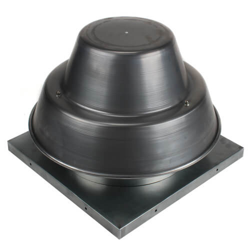 "5DDD Series 12"" Roof Mount Direct Drive Downblast Fan Product Image"